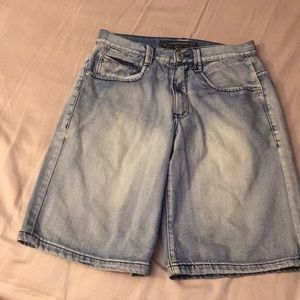 Southpole blue denim shorts 32 waist